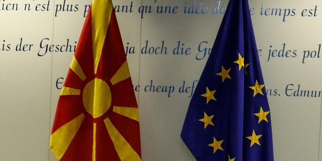 САД и Франција со поддршка за членство на С. Македонија во Европската Унија