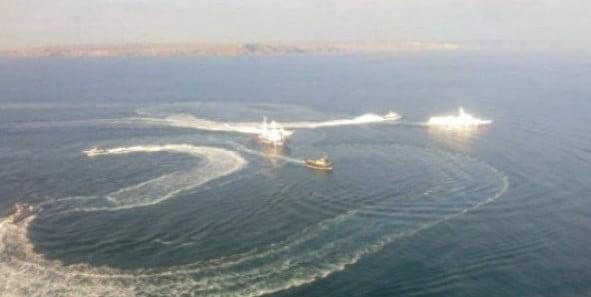 Украина: Процесот на враќање на запленетите бродови од Русија во завршна фаза