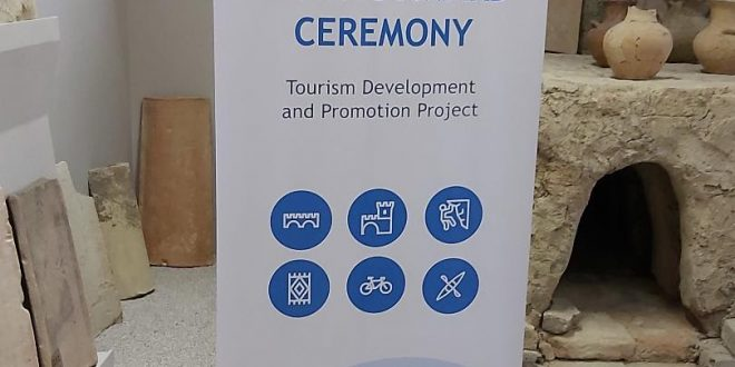 Доделување грантови од вториот повик за развој и промоција на туризмот од страна на Советот за регионална соработка (РЦЦ)