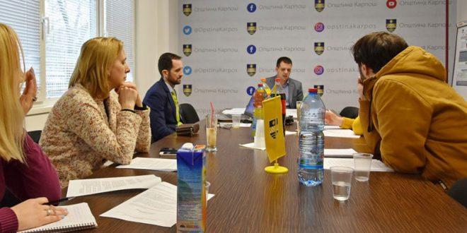 Граѓаните на Карпош преку анкета ќе одлучат дали се за регулација на паркирањето во Општината