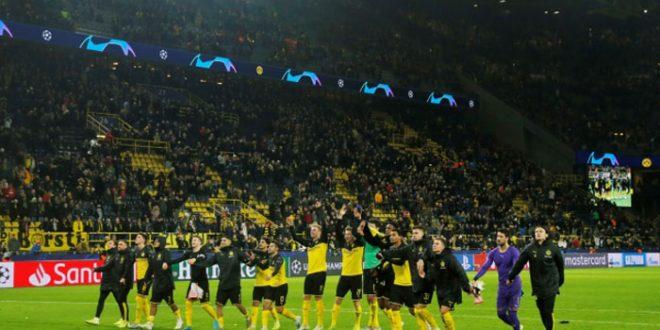 Со помош на Барса: Дортмунд се пласираше во елиминациите на ЛШ