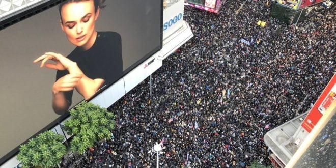 Продолжуваат протестите во Хонгконг