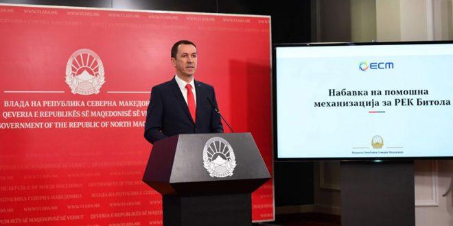 Ковачевски: Минималното поскапување на струјата ќе ги осигура инвестициите во обновливи извори