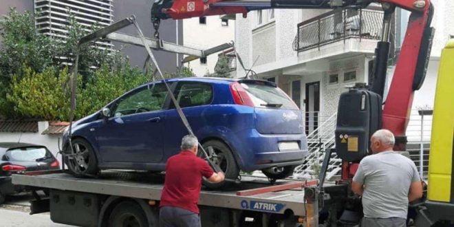 ПОЦ: За 7 дена санкционирани 274 непрописно паркирани возила во Општина Центар