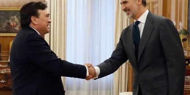 Шпанскиот крал почнува состаноци со партиските лидери за формирање влада