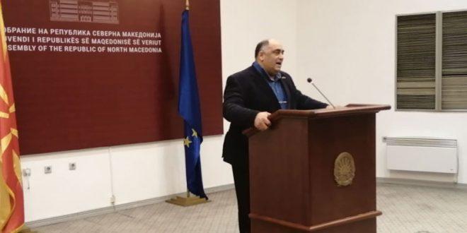 Земон: Предлогот за една изборна единица не атакува врз албанската заедница