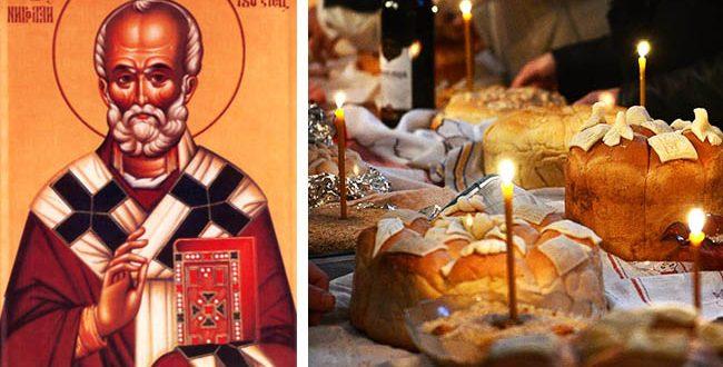 Свечена и вкусна: Што треба да имате на трпезата за Свети Никола?