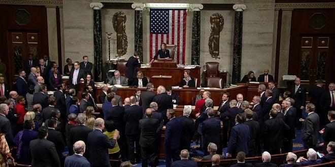 """Демократите во импичментот на Трамп: """"Предавство и злоупотреба на власта во најчиста форма, лаги и измами во негова лична политичка корист за реизбор"""""""