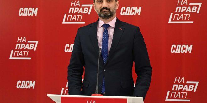 Колемишевски: Растот на берзата е уште една потврда за успешните економски политики на СДСМ
