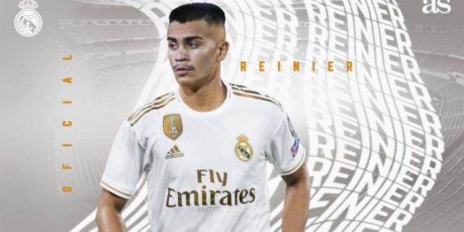 Реал Мадрид го купи Рејниер од Фламенго за 35 милиони евра