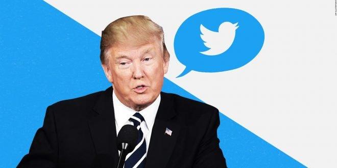 Трамп руши рекорди: 142 твитови за еден ден