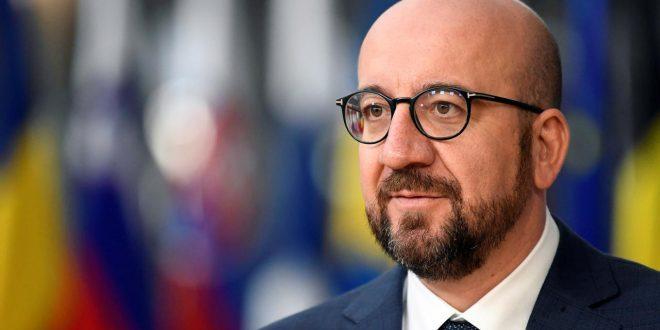 Претседателот на Европскиот совет в петок во Скопје