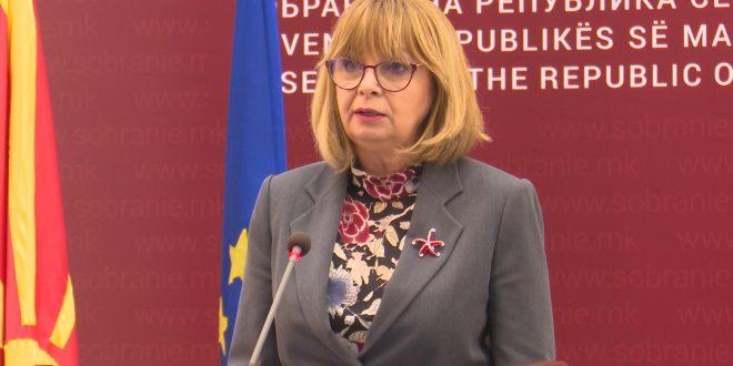 Законот за Јавно обвинителство обезбедува ефикасна борба против корупцијата, ВМРО-ДПМНЕ да престане да го штити криминалот