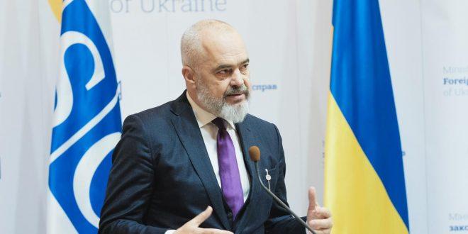 Рама во Киев: Наша цел е да обезбедиме целосен и одржлив прекин на огнот