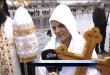 Џентлмени: Во Зајечар момчиња и дозволија на девојка да биде прва до крстот (ВИДЕО)