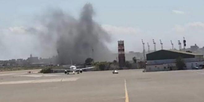 ЛНА го забрани користењето на аеродромот во Триполи за сите видови авиони