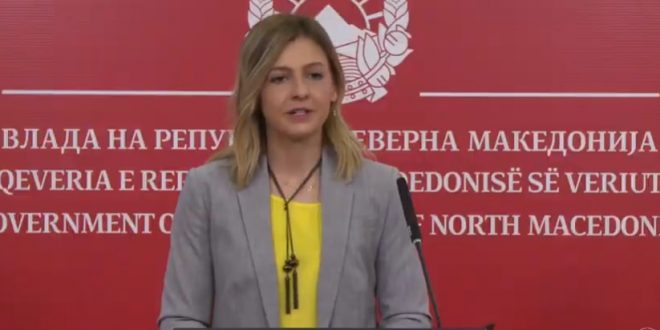 Ангеловска демантира дека повлекла пари од Еуростандард банка: Сите промени на имотната состојба се уредно пријавени во анкетниотлист