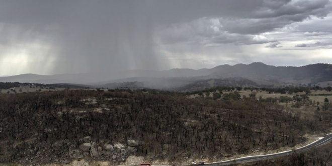 Интензивните дождови во Австралија делумно помогнаа во гаснењето на пожарите