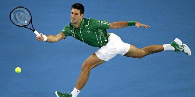 Ѓоковиќ се пласира во второто коло на Австралија Опен, постигнувајќи ја 900. победа на АТП турнирите