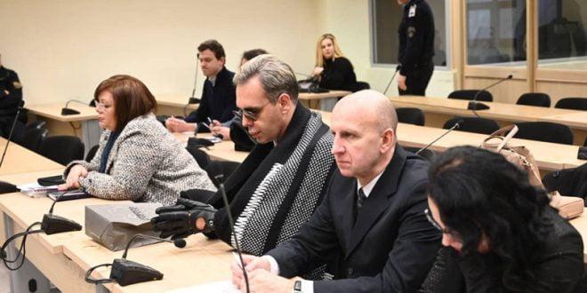 """Бизнисменот Владимир Тодоровиќ денеска сведок во """"Рекет"""""""