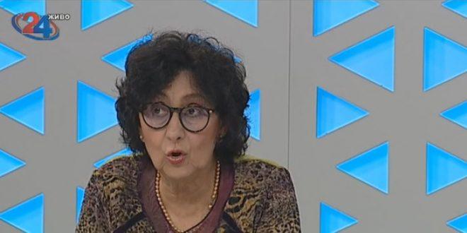 Цаца Николовска: Обвинителите од СЈО се обвинети за незаконско земање пари врз основа на шпекулации