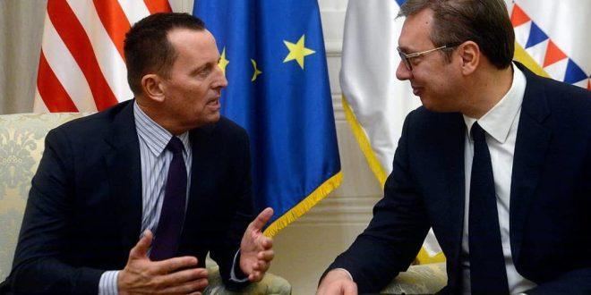Гренел: Прогрес во односите со Србија подразбира укинување на таксата од 100 отсто на српскиот увоз