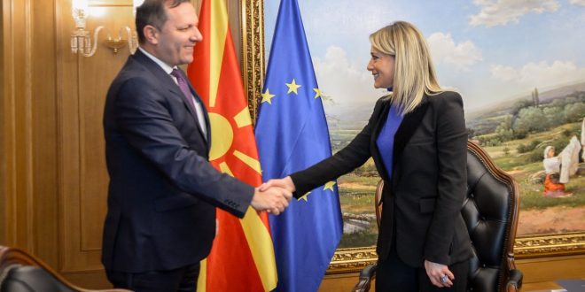 Поддршка од Црна Гора за евроинтеграциите на нашата држава