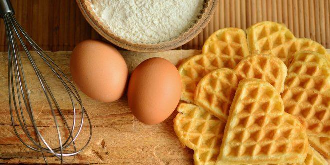 Незаборавен десерт од детството: Вафли со цимет