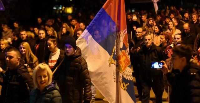 Прва литија против Законот за слобода на религијата одржана во САД (видео)