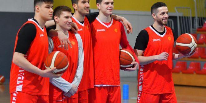 Тодоров го објави списокот: Без тројца млади кошаркари против Естонија и Русија