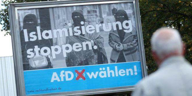 Германска десничарска политичка партија под истрага поради расистички боенки
