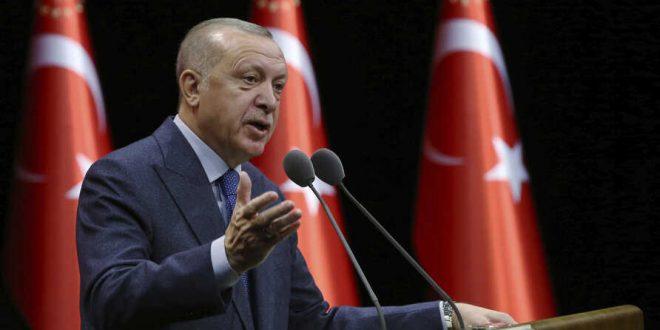 Ердоган ги отфрли критиките за промената на статусот на Аја Софија