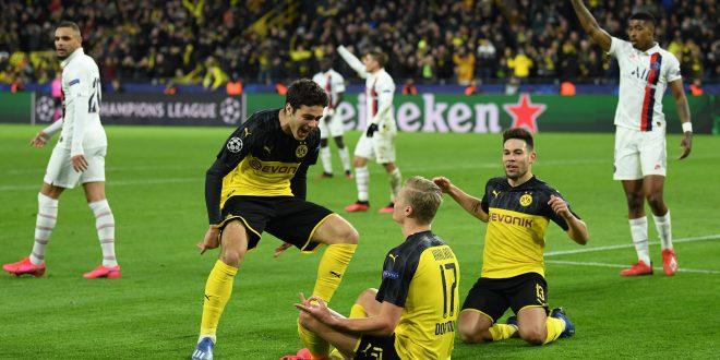 ЛШ: Атлетико го победи шампионот, Халанд со нови два гола во победата на Дортмунд