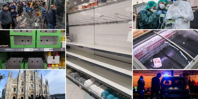 Паника во Хрватска по случајот на коронавирус: Продавниците се празни, растат цените на маските