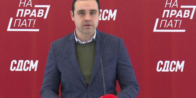 Костадинов: Од Будимпешта абер пристигна, Мицкоски ќе маршира за неправда! (видео)