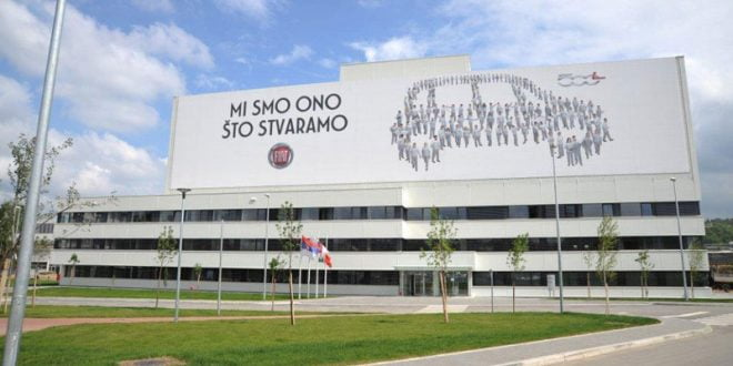 Fiat сопира со производство во Србија