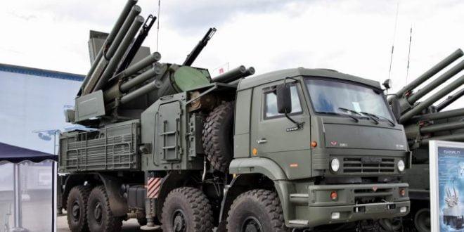 """Во Србија пристигна вториот дел од рускиот систем """"Панцир"""""""