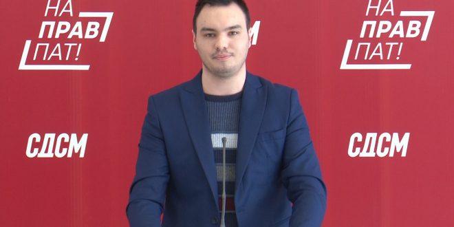 СДСМ: ВМРО-ДПМНЕ ја одведе и државата и својата партија во долгови