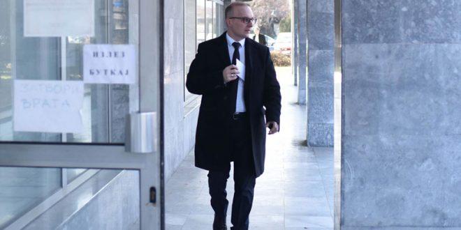 Милошоски повикан во Обвинителство да го достави разговорот што го објавуваше на прес-конференција
