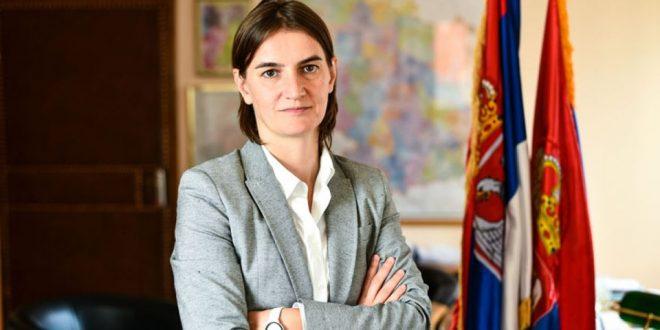 Брнабиќ: Приоритет е иницијативата мини Шенген и инфраструктурното поврзување на регионот