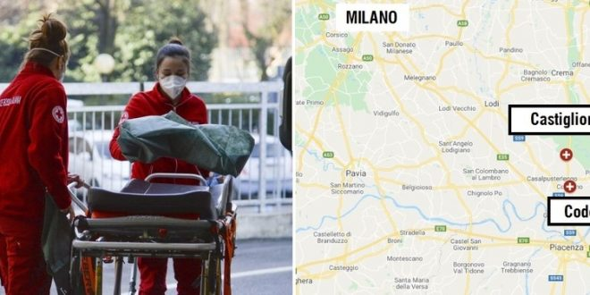 Потврдено: Четврт случај на коронавирус во Италија