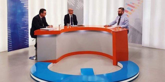 Димковски кон Трипуновски: Да се каже дека 2,5 млн. евра вратени кон земјоделците се ништо, е чист популизам