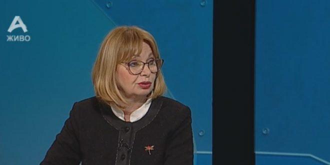 Ванчева: Гласањето за Законот за ЈО е донесен согласно Деловникот, се повтори поради технички грешки