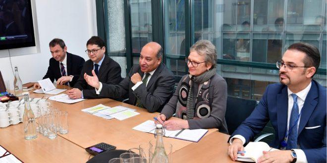 Спасовски-Чакрабати: Финансиска поддршка од ЕБОР за исполнување на критериумите за ЕУ