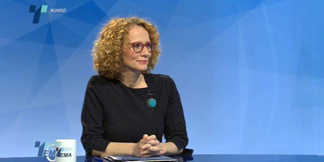 Шекеринска: Со влезот во НАТО ставаме печат на нашата државност и независност