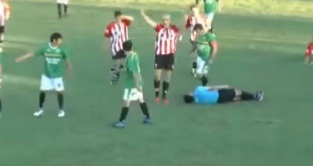 Ужас во Мексико: Фудбалер усмрти судија за време на натпревар