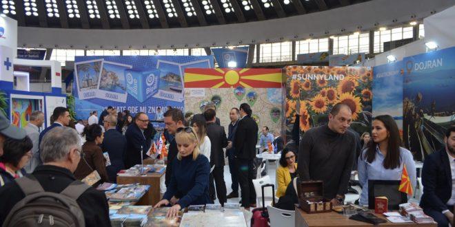 Презентација на македонските туристички потенцијали на Белградски саем на туризмот