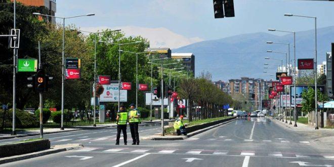 "МВР ќе воведе посебен режим на сообраќај утре во Скопје поради ""Прв до врв"""
