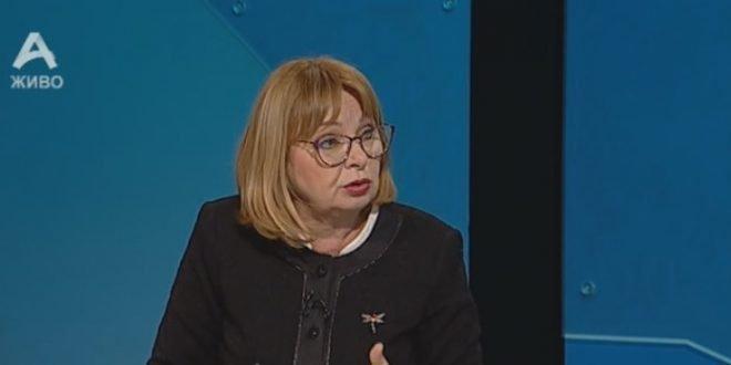 Ванчева: Осумтемина пратеници на ВМРО-ДПМНЕ плачеја поради заканите и уцените од нивната партија