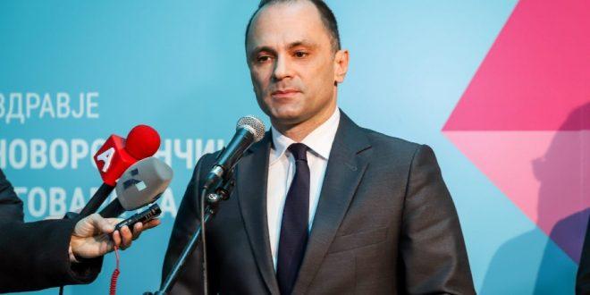 Филипче: Да ги заштитиме здравствените работници, од нив зависи јавното здравје